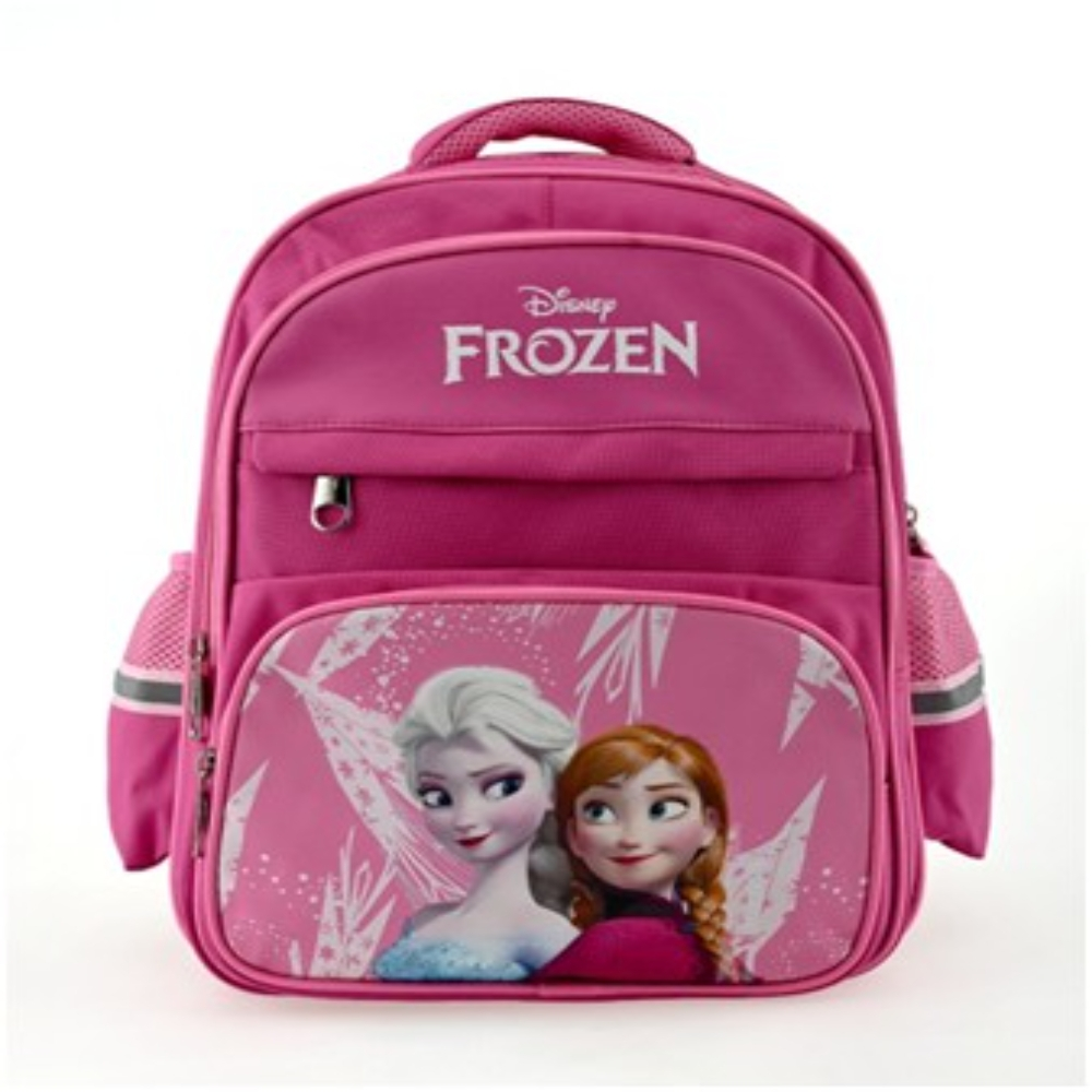 DF 童趣館 - 新版迪士尼多口袋輕量減壓兒童後背包 正版授權