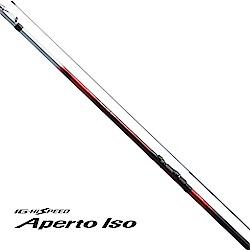 【SHIMANO】IG-HISPEED Aperto ISO 3號520E 磯釣竿