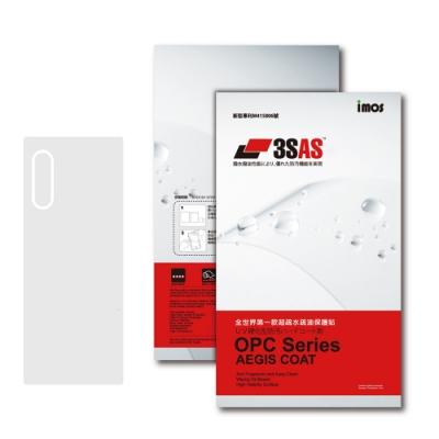 iMos SONY Xperia 5 3SAS 背面保護貼