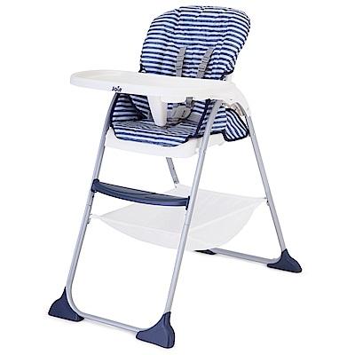 【限時滿額送玩樂劵】奇哥 Joie 輕便型餐椅-丹寧條紋