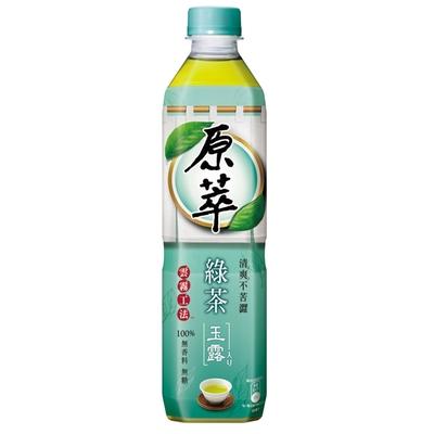 原萃 玉露綠茶580ml (4入)