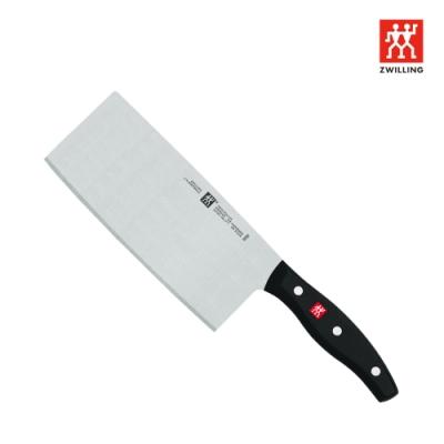 德國雙人 ZWILLING TWIN POLLUX 中式片刀 18cm
