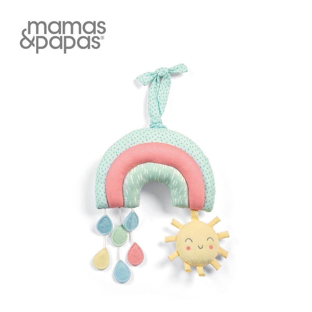 【Mamas & Papas】彩虹年輪(音樂拉鈴)