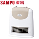 SAMPO聲寶 2段速定時陶瓷式電暖器 HX-FD12P product thumbnail 1