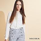MOMA 珍珠荷葉上衣_2色