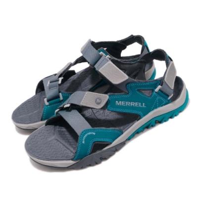 Merrell 涼鞋 Tetrex Crest Strap 男鞋