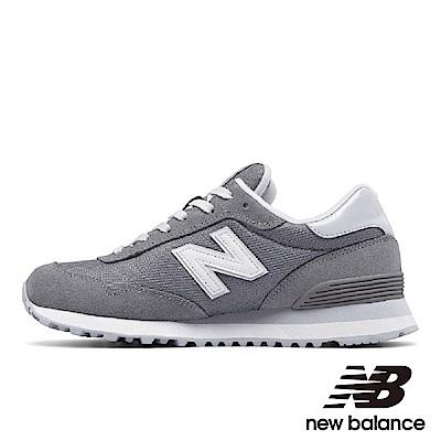 New Balance 復古鞋 女 灰 WL515IFC