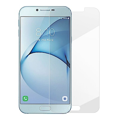Metal-Slim Samsung Galaxy A8 (2016) 9H鋼化玻璃保護貼