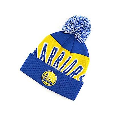 NBA 青少年 針織毛帽 勇士隊