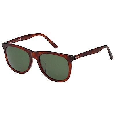TOD'S 帥氣百搭款 太陽眼鏡(琥珀色)TO178F
