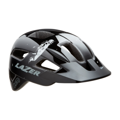 【LAZER】GEKKO 兒童用 自行車安全帽 太空人