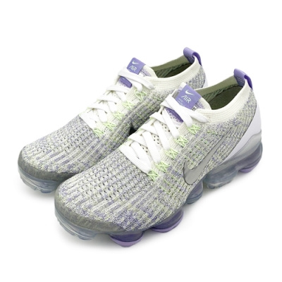NIKE VAPORMAX FLYKNIT 3 女 休閒鞋 白紫