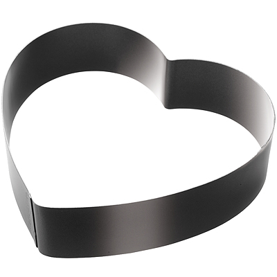 《TESCOMA》愛心不沾蛋糕塑型環(19.5cm)