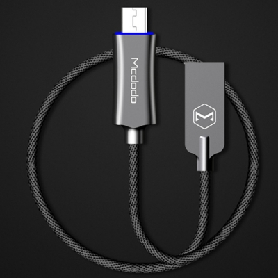 【Mcdodo】安卓智能斷電傳輸充電線(