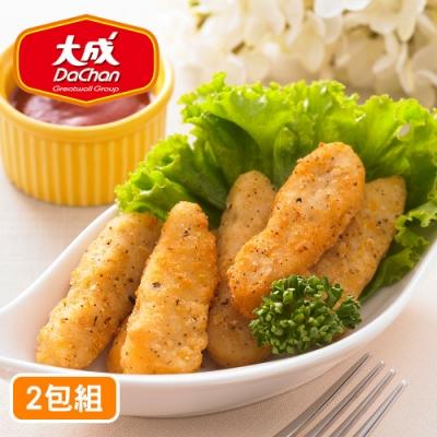 大成 檸檬雞柳條 *2包組(1kg/勁量包)
