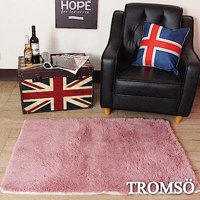TROMSO 北歐風尚長毛地毯-巴黎紫