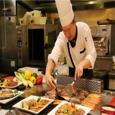 台中裕元花園酒店 溫莎咖啡廳 平日自助午餐/晚餐券 ★假日可加價使用