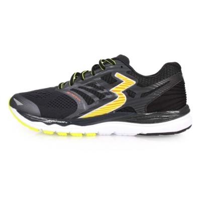 361度 361° 男慢跑鞋-訓練 路跑 黑橘螢光綠