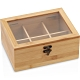 《KELA》竹製茶包收納盒 product thumbnail 1