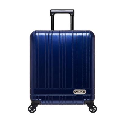 【OUTDOOR】-SMART高機能行動辦公室系列-MAX CABIN18吋登機箱-海軍藍 OD1818B18NY