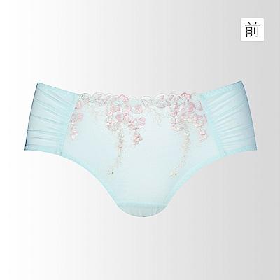 蕾黛絲-阿勃勒減壓靠過來-平口內褲 M-EL(晴空藍)