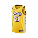 Nike 球衣 LeBron Lakers City 男女款