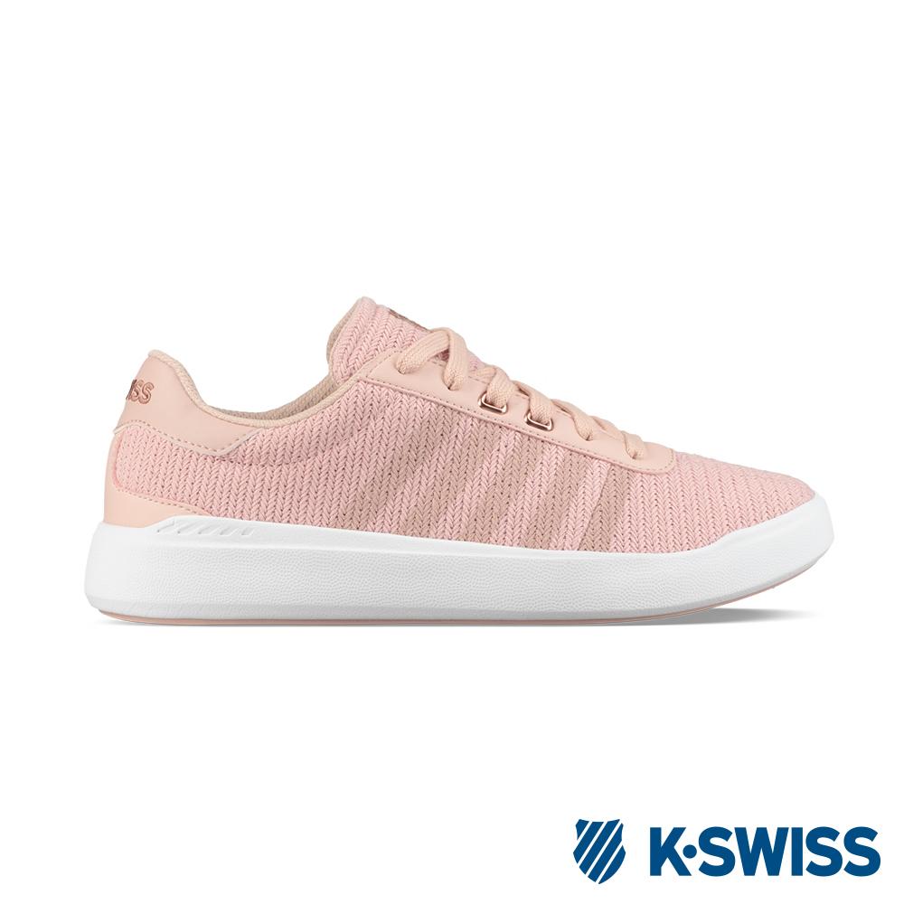 K-SWISS Heritage Light T休閒運動鞋-女-粉紅