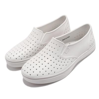 Skechers 休閒鞋 Vista-Pier Avenue 女鞋 水鞋 避震 緩衝 快速排除水氣 夏日必備 白 111251WHT