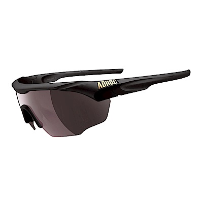 ADHOC運動太陽眼鏡-網球專用片-半框式MAX Tennis