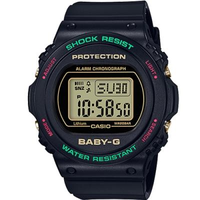 BABY-G 紅綠雙色運動錶(BGD-570TH-1)