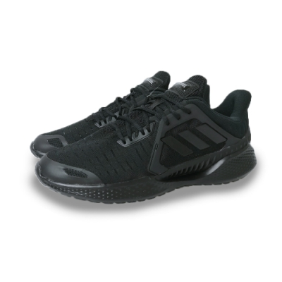 adidas 慢跑鞋 緩震 透氣 運動 休閒 男鞋 黑 EG1126 ClimaCool Vent