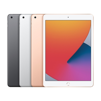 Apple 2020 iPad 8 Wi-Fi 128G 10.2吋 平板電腦 皮套組合