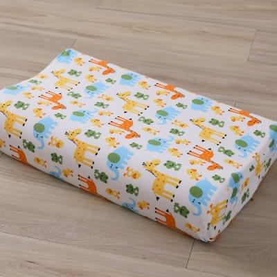 LAMINA 兒童工學型天然乳膠枕-動物樂園