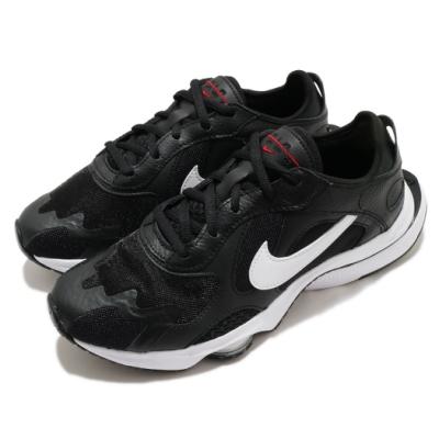 Nike 休閒鞋 W Air Zoom Division 女鞋 氣墊 舒適 緩震 潮流 穿搭 黑 白 CK2950002