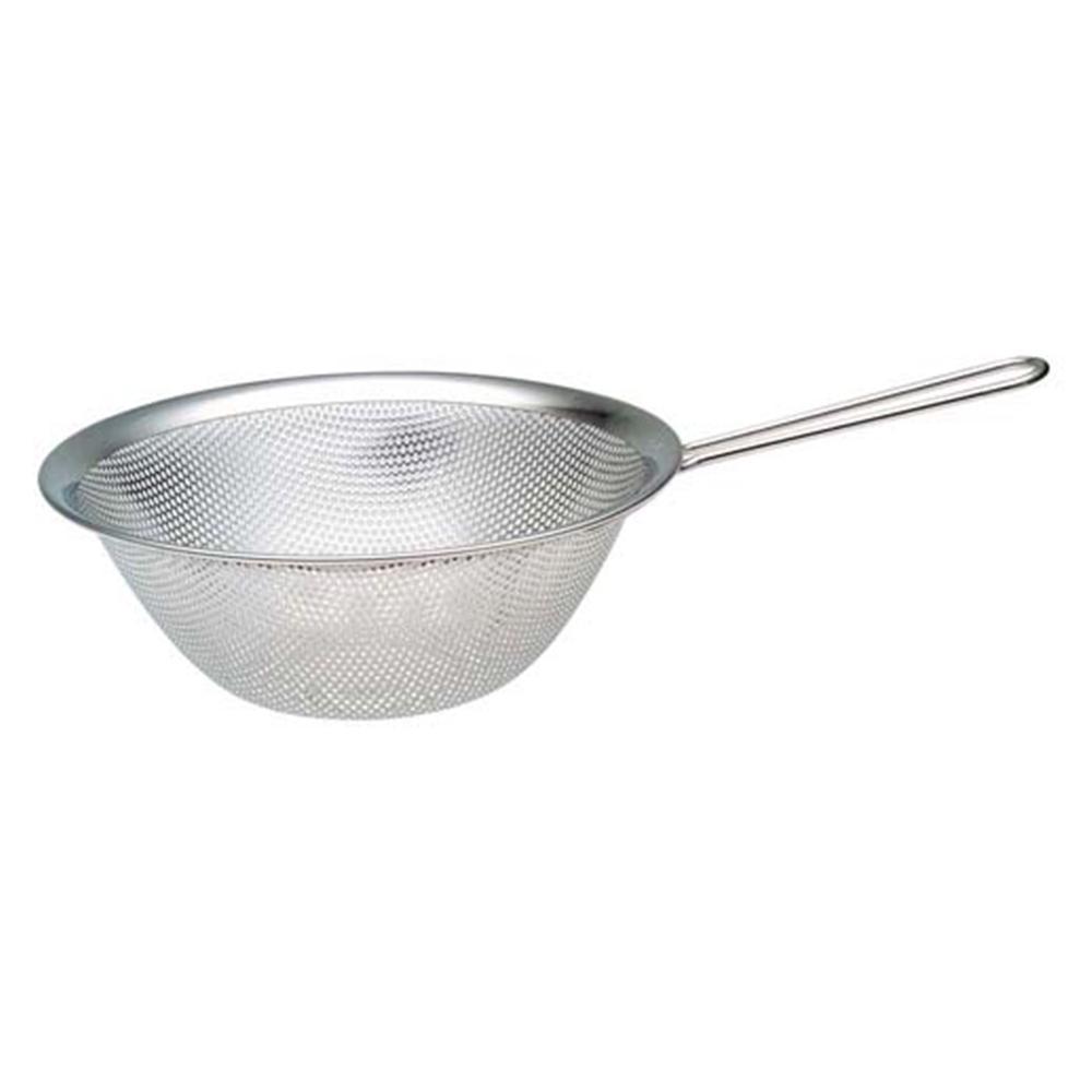 柳宗理-漏盆/單柄-19cm-大師級商品
