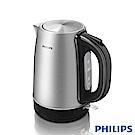【飛利浦 PHILIPS】1.7L不鏽鋼煮水壺(HD9321)