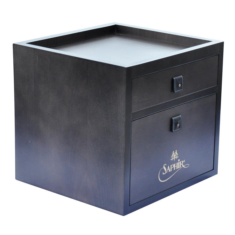 【SAPHIR莎菲爾-金質】保養品收納櫃