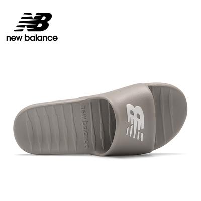 【New Balance】運動涼拖鞋_中性_灰色_SUF100TG-D楦