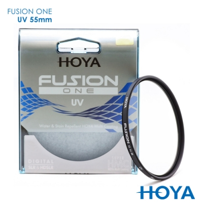 HOYA Fusion One 55mm UV鏡