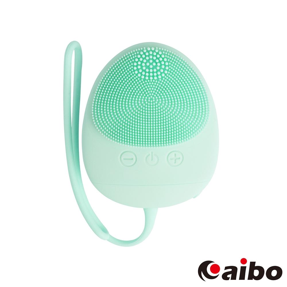 USB充電式 毛孔清潔 聲波震動按摩洗臉機 product image 1