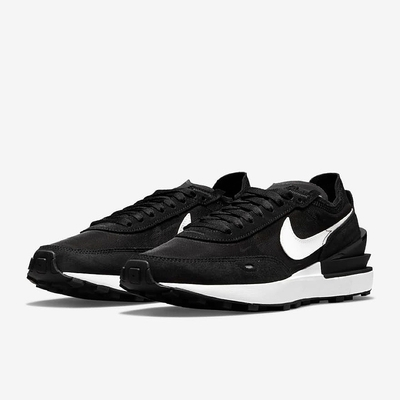NIKE_休閒鞋_女_黑_DC2533001 小sacai_ W NIKE WAFFLE ONE