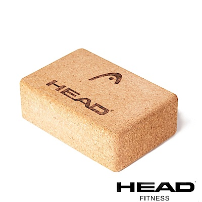 HEAD 天然軟木瑜珈磚(80D)