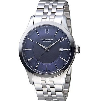 VICTORINOX維氏Alliance套組錶(VISA-241802.1)-藍