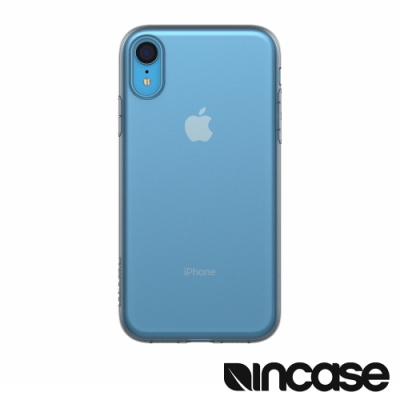 Incase Protective Clear iPhone XR 矽膠保護套