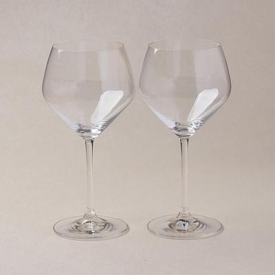 奧地利Riedel Heart to Heart系列 Chardonnay 夏多內白酒杯 2入