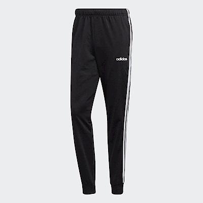adidas 長褲 ESS 3 Stripes Tricot 男款