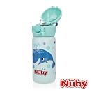Nuby 不銹鋼真空直飲杯鯨魚300ml