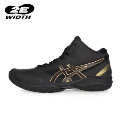 ASICS 男 籃球鞋-2E GELHOOP V11 黑金
