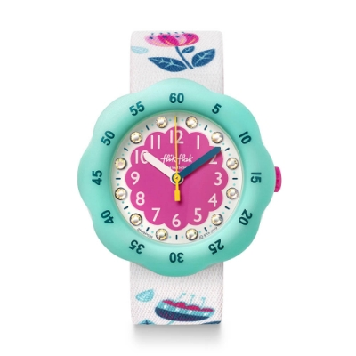 FlikFlak 兒童錶 BUCOLIA 小花園-36.7mm