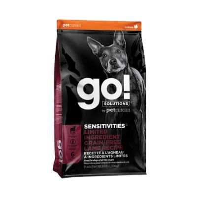 Go! 低致敏羊肉 全犬無穀配方 22磅